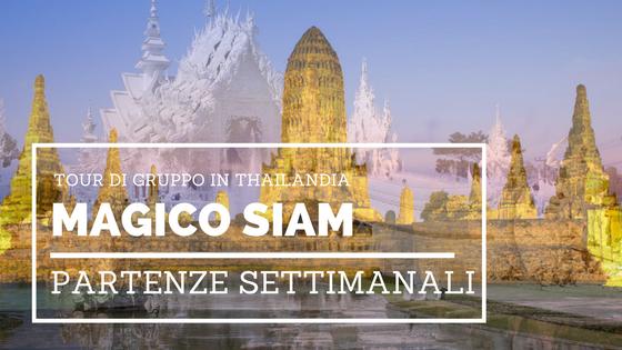 Thailandia low cost viaggi