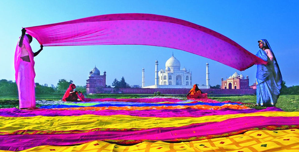 viaggi yoga India