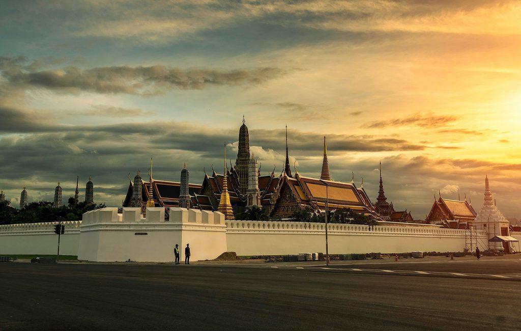antiche capitali Thailandia