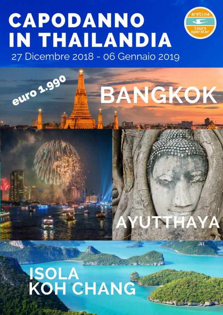 Capodanno Thailandia offerte low cost