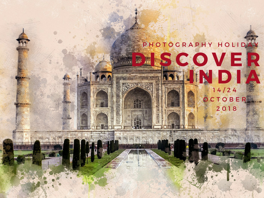 India workshop fotografico tour