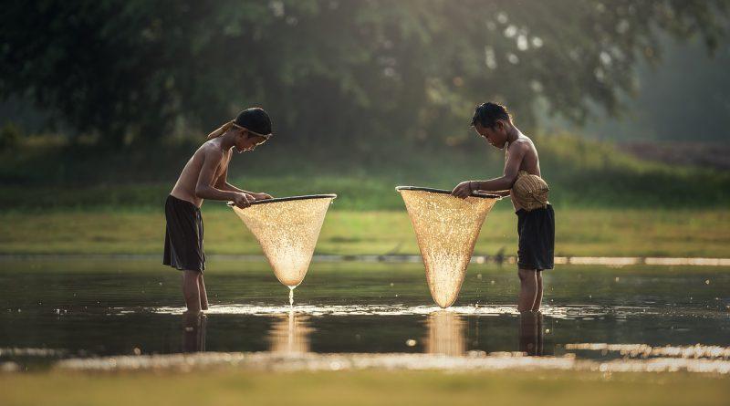 vita rurale Asia
