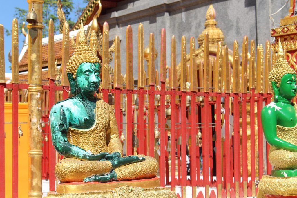 templi thailandia nord