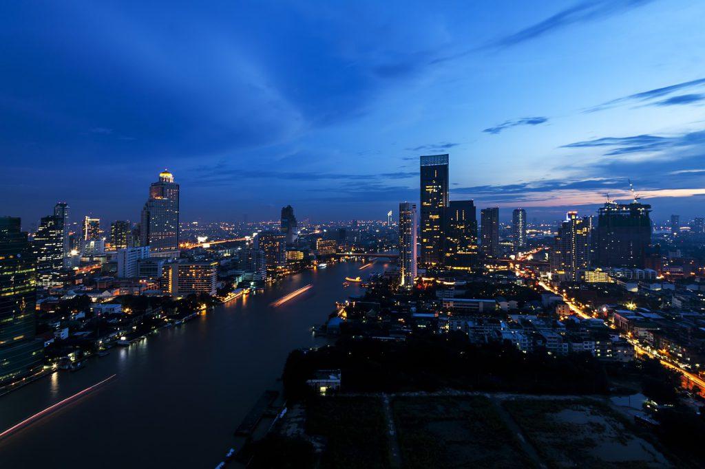 Bangkok vita notturna