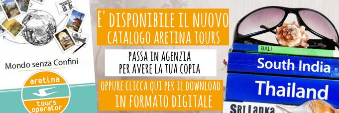 Sfoglia il catalogo Aretina Tour Operator