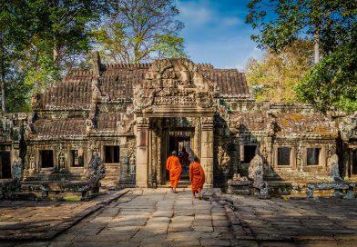 viaggio combinato Thailandia Cambogia