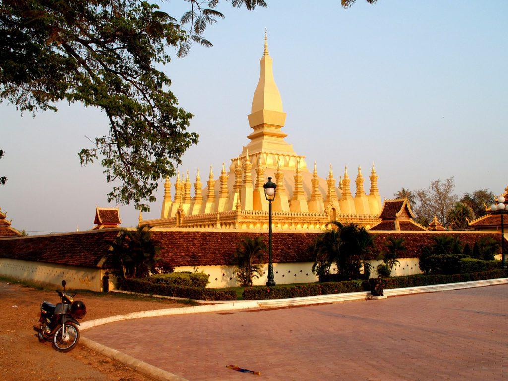 capitale Laos