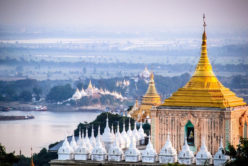 Birmania viaggio gruppo