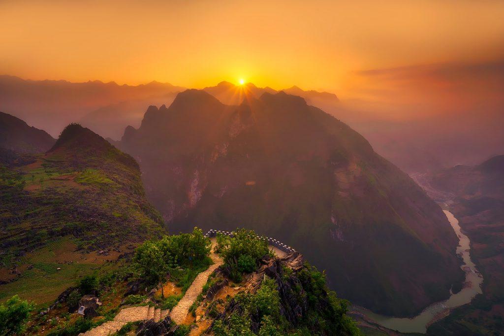 montagne Vietnam