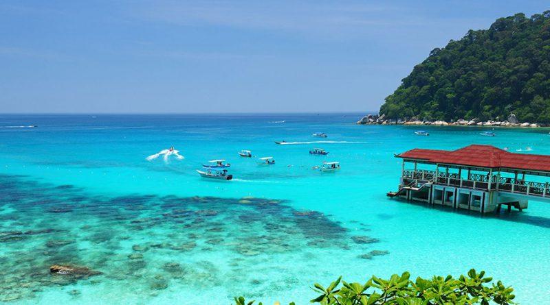 tour gruppo Malesia con mare